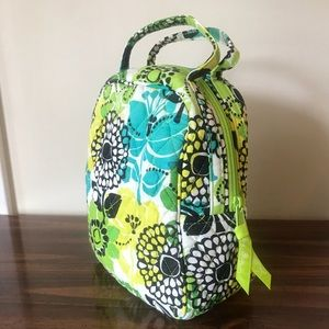 NWOT Vera Bradley Lime's Up Lunch Bunch Lunch Box